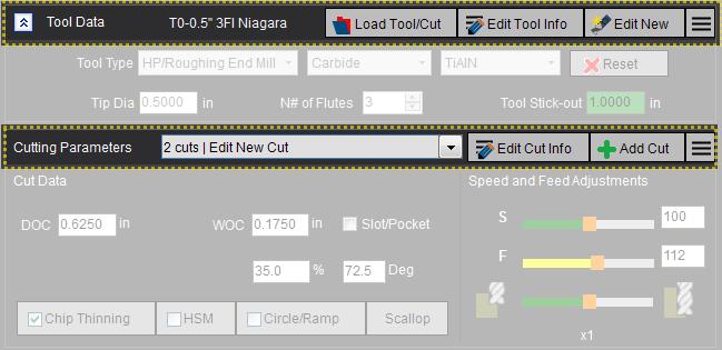 Advanced CNC Speed And Feed Machinist Calculator - HSMAdvisor